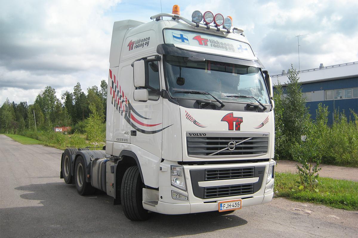 Tikkanen Racing Oy