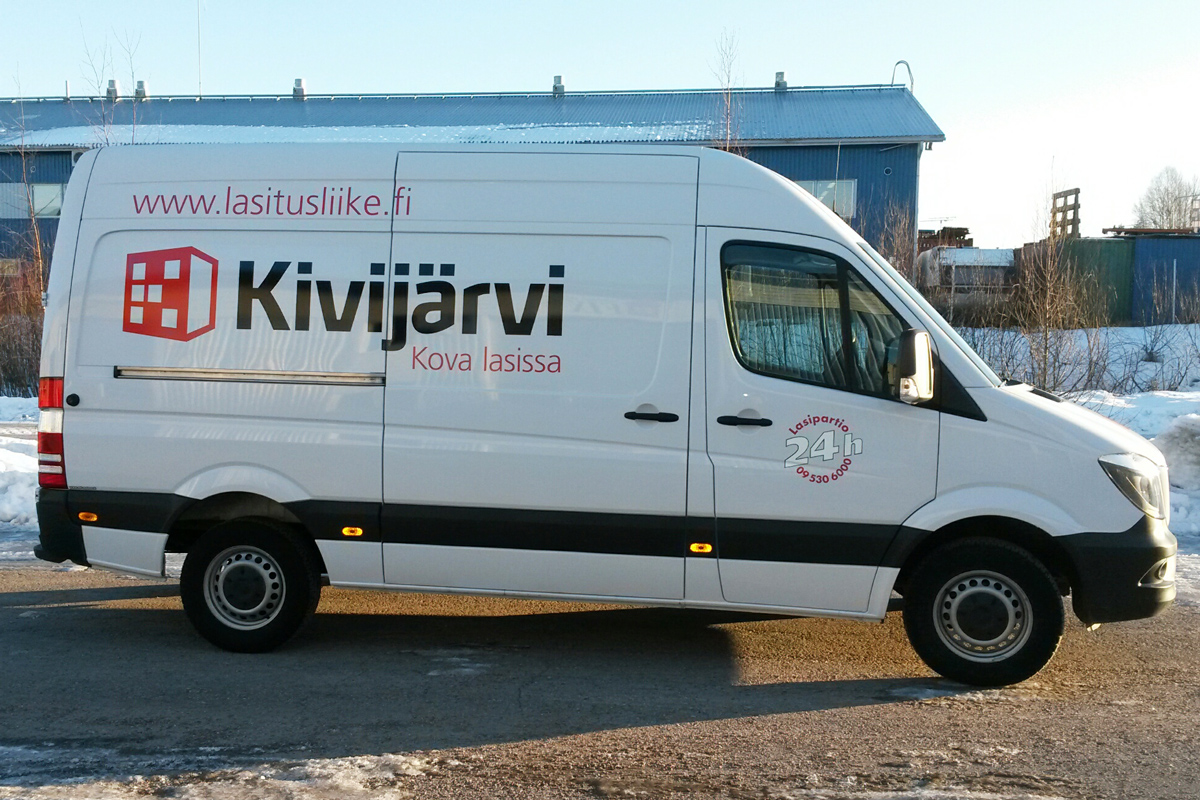 Lasitusliike Kivijärvi Oy